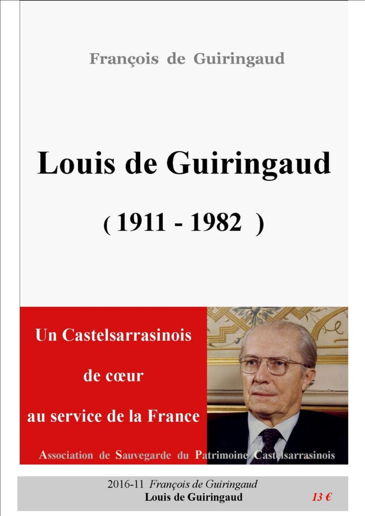2016-11  louis de Guiringaud