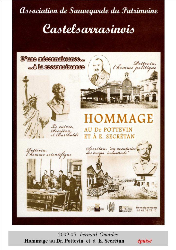 2009-05 Hommage à Pottevin et Secrétan